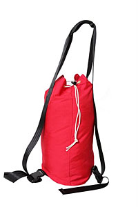 Back of Back Pack Rope Bag