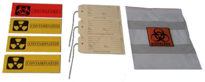 Body Bag Identification Kit