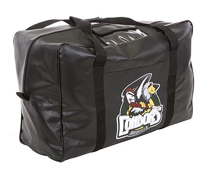 Custom Coaches Hockey Bags With Team Crest