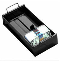 Currency Tray with follower Block