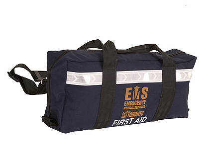 Our comprehensive EMS First Aid Kit Bag allows you to be prepared for any emergency situation.