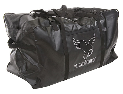 Pro Player Goalie Hockey Bags with team crest