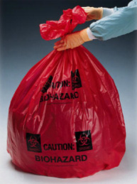 Biohazard / Infectious Waste Liners