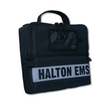 Custom EMS Laptop Bag with Slide