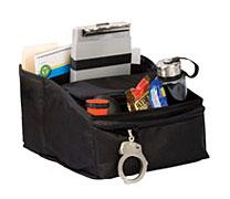 police car seat organizer. Black Bedroom Furniture Sets. Home Design Ideas