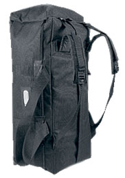Police Tactical Bag with Shoulder Straps