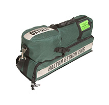 Un-Opened Upright Oxygen Cylinder Bag